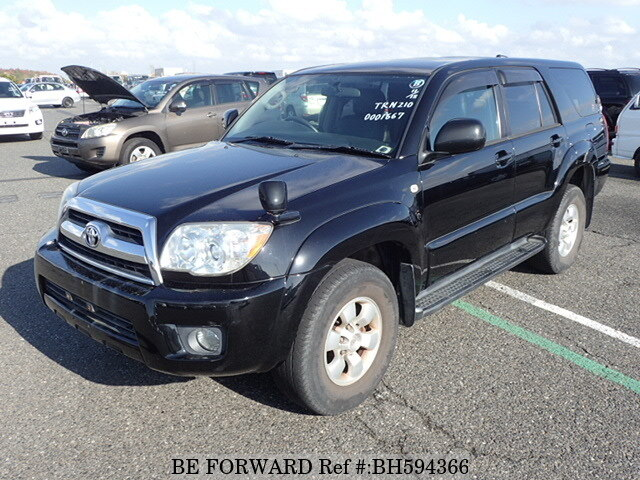 Used 2005 TOYOTA HILUX SURF BH594366 for Sale