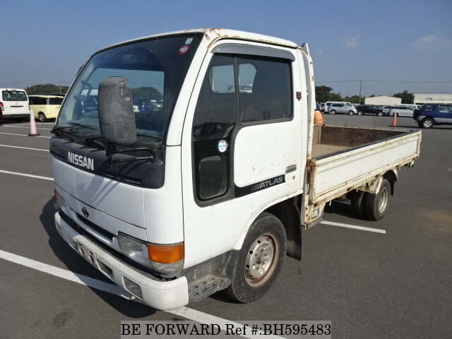Used 1996 NISSAN ATLAS BH595483 for Sale