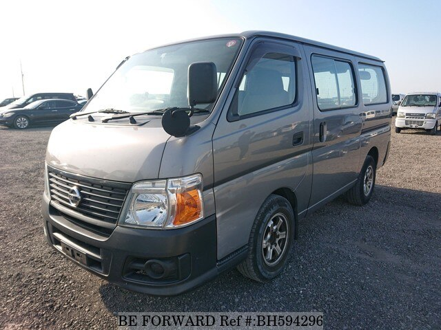 Used 2011 NISSAN CARAVAN VAN BH594296 for Sale