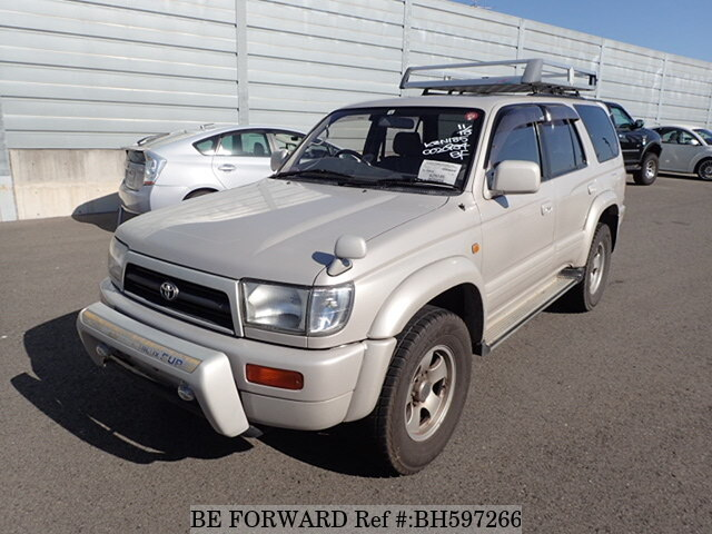 Used 1996 TOYOTA HILUX SURF BH597266 for Sale