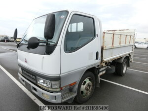 Used 1999 MITSUBISHI CANTER BH595496 for Sale