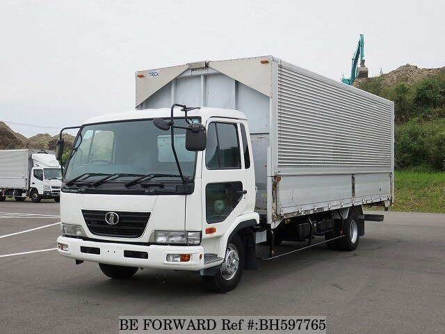 Used 2007 UD TRUCKS CONDOR BH597765 for Sale