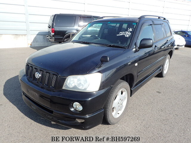 Used 2001 TOYOTA KLUGER BH597269 for Sale