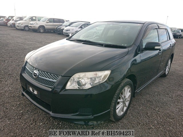 Used 2006 TOYOTA COROLLA FIELDER BH594231 for Sale