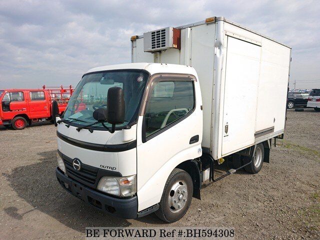 Used 2008 HINO DUTRO BH594308 for Sale