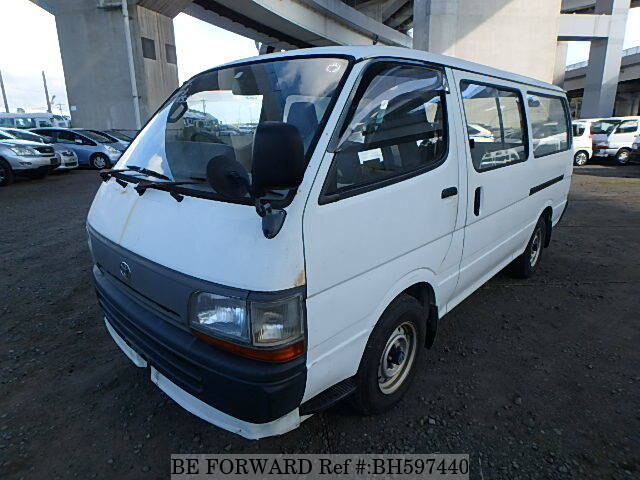 Used 1996 TOYOTA HIACE VAN BH597440 for Sale