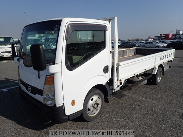 Used 2011 NISSAN ATLAS BH597442 for Sale