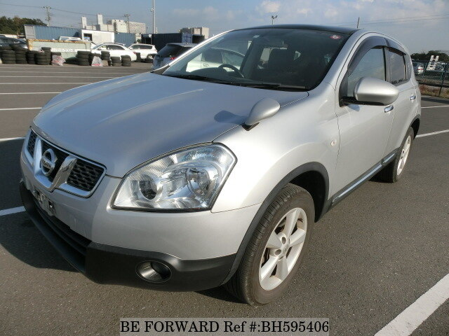 Used 2011 NISSAN DUALIS BH595406 for Sale