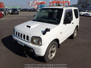 Used 1999 SUZUKI JIMNY BH595296 for Sale