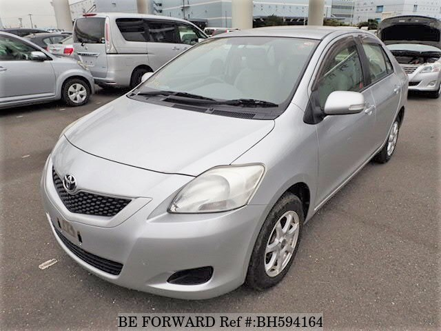Used 2011 TOYOTA BELTA BH594164 for Sale