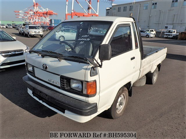 Used 1993 TOYOTA LITEACE TRUCK BH595304 for Sale