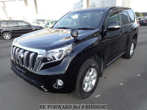 Used 2015 TOYOTA LAND CRUISER PRADO BH595367 for Sale