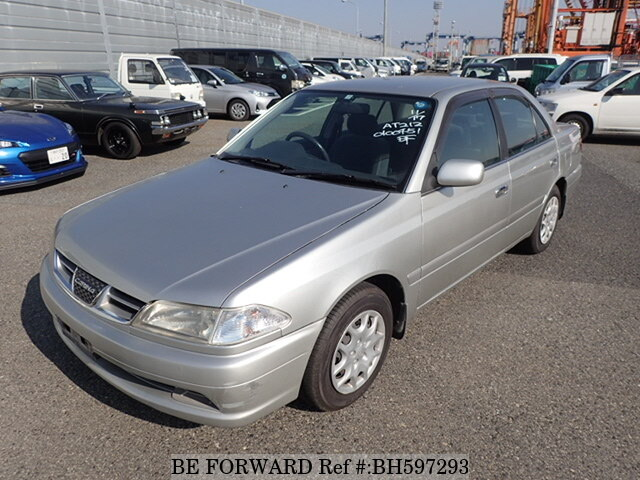Used 2001 TOYOTA CARINA BH597293 for Sale