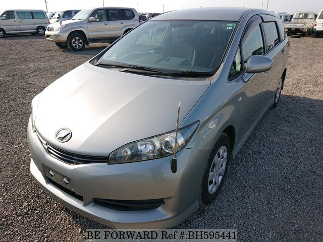 Used 2011 TOYOTA WISH BH595441 for Sale