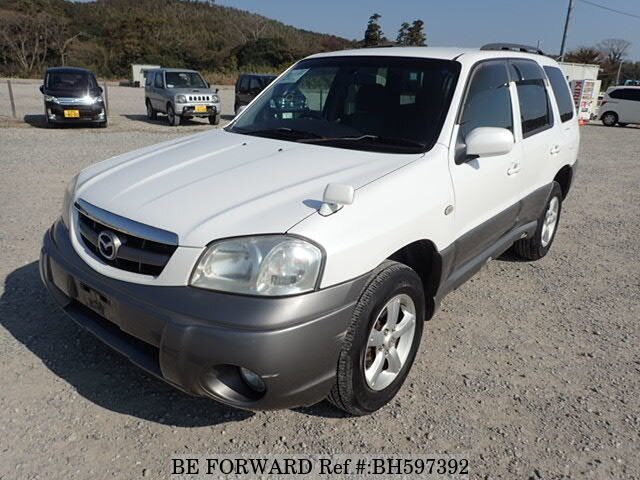 Used 2005 MAZDA TRIBUTE BH597392 for Sale