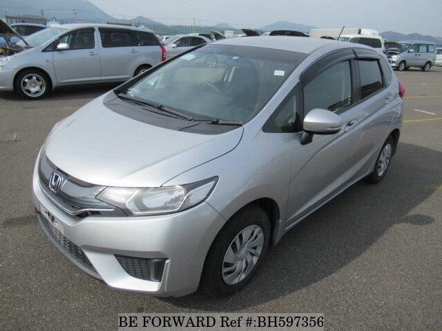 Used 2014 HONDA FIT BH597356 for Sale