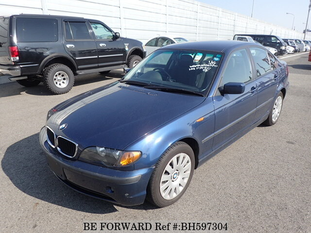 Used 2003 BMW 3 SERIES BH597304 for Sale