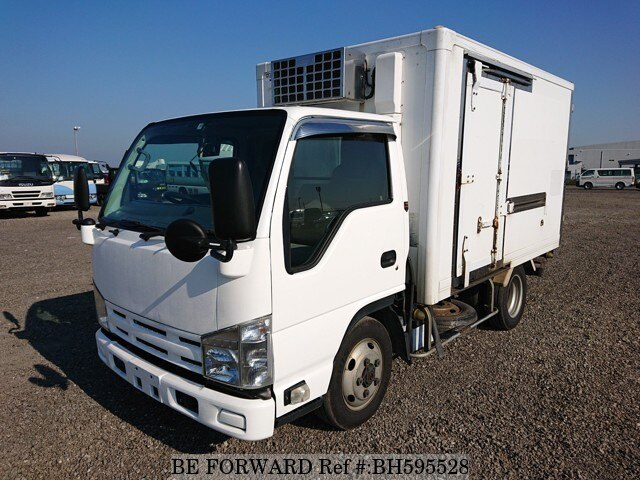 Used 2012 ISUZU ELF TRUCK BH595528 for Sale