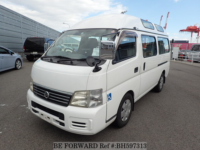 Used 2003 NISSAN CARAVAN BUS BH597313 for Sale