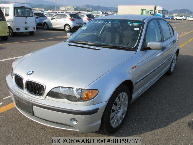 Used 2004 BMW 3 SERIES BH597372 for Sale