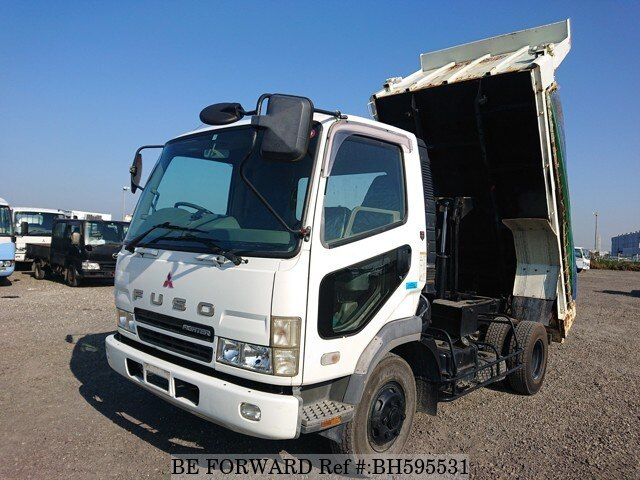 Used 2005 MITSUBISHI FIGHTER BH595531 for Sale