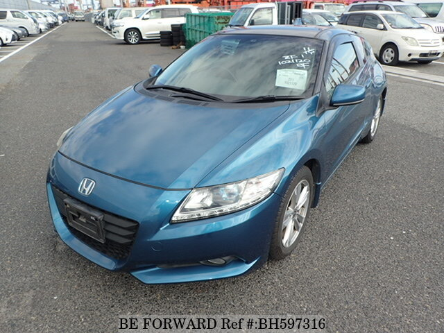 Used 2010 HONDA CR-Z BH597316 for Sale