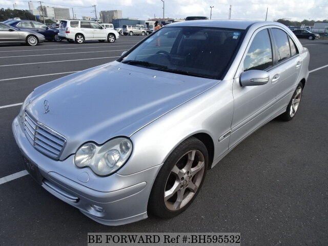 Used 2005 MERCEDES-BENZ C-CLASS BH595532 for Sale