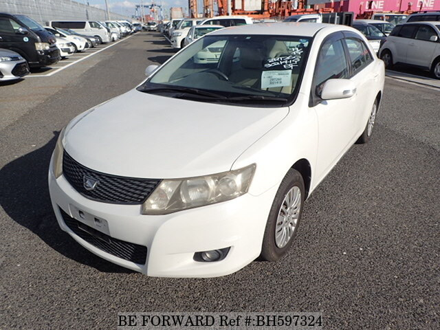 Used 2007 TOYOTA ALLION BH597324 for Sale
