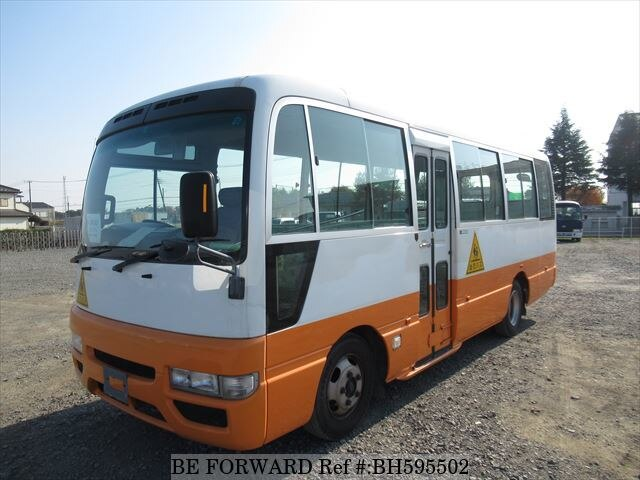 Used 2009 NISSAN CIVILIAN BUS BH595502 for Sale
