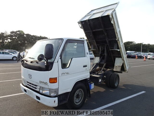 Used 1997 TOYOTA DYNA TRUCK BH595474 for Sale