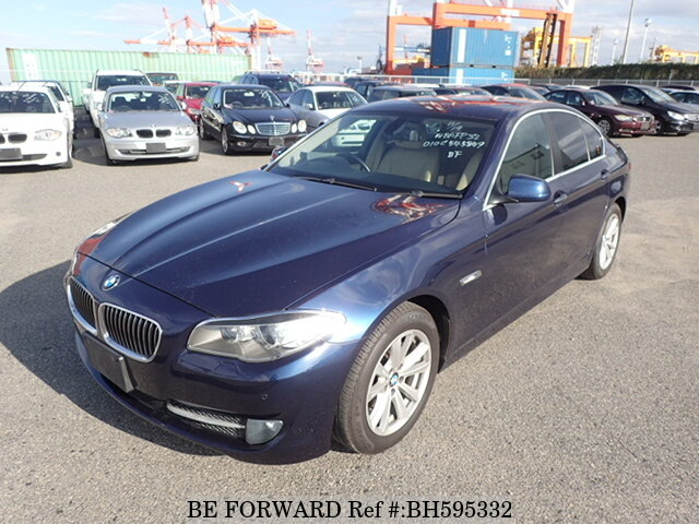 Used 2010 BMW 5 SERIES BH595332 for Sale