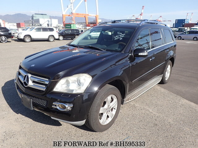 Used 2009 MERCEDES-BENZ GL-CLASS BH595333 for Sale