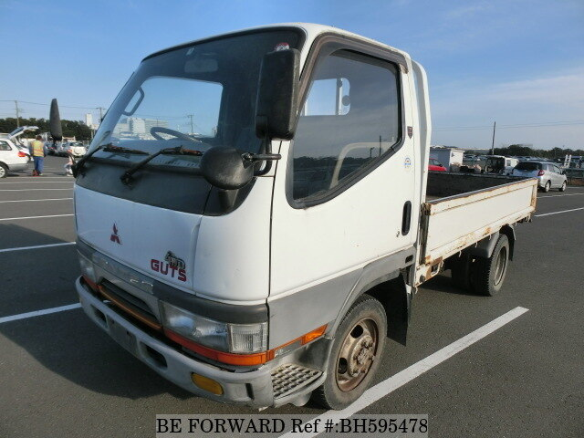 Used 1994 MITSUBISHI CANTER GUTS BH595478 for Sale
