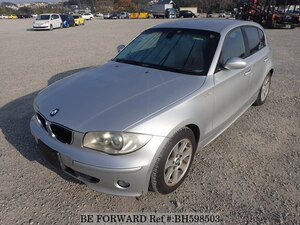 Used 2005 BMW 1 SERIES BH598503 for Sale