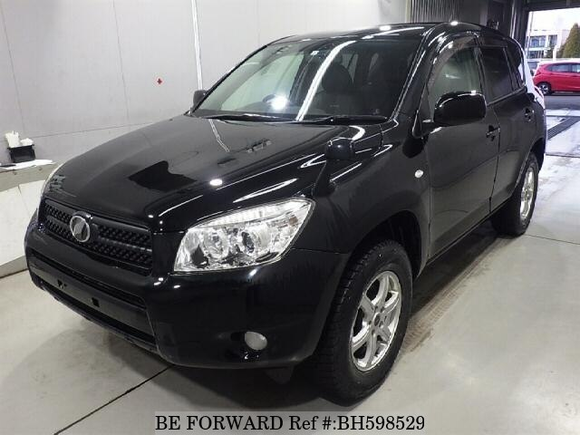 Used 2006 TOYOTA RAV4 BH598529 for Sale