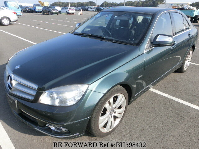 Used 2009 MERCEDES-BENZ C-CLASS BH598432 for Sale