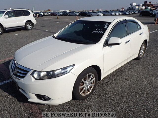 Used 2012 HONDA ACCORD BH598540 for Sale