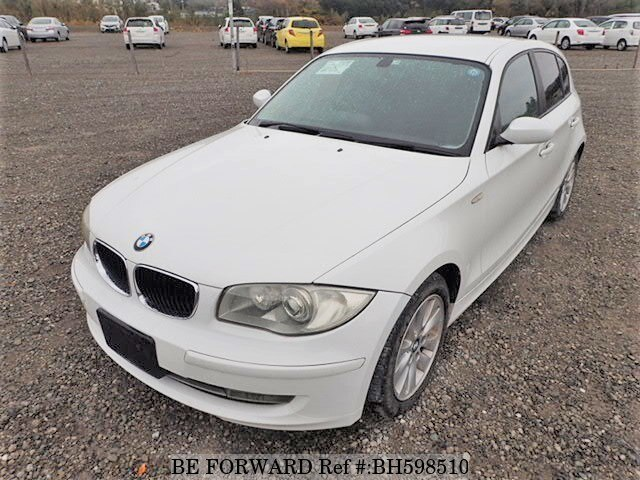 Used 2007 BMW 1 SERIES BH598510 for Sale