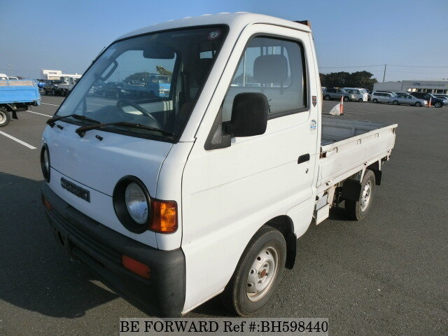 Used 1996 SUZUKI CARRY TRUCK BH598440 for Sale