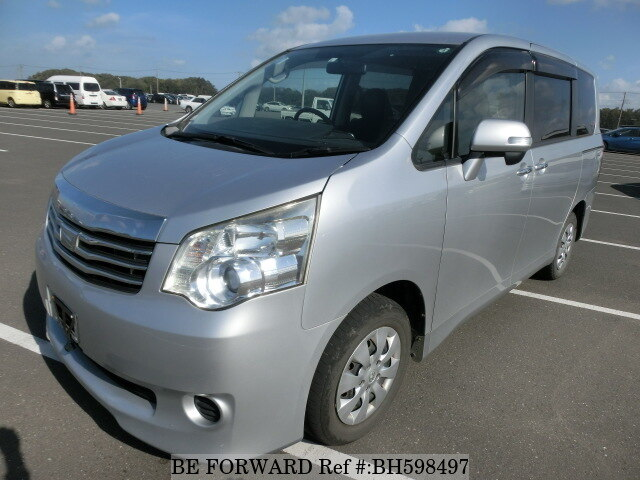 Used 2011 TOYOTA NOAH BH598497 for Sale