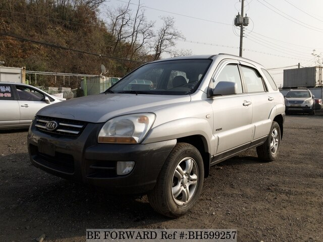 Used 2006 KIA SPORTAGE BH599257 for Sale