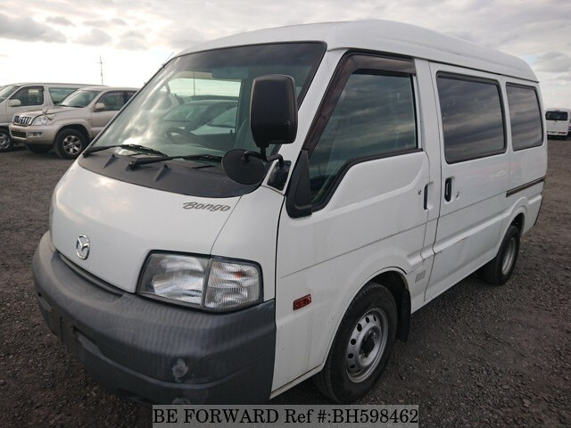 Used 2011 MAZDA BONGO VAN BH598462 for Sale