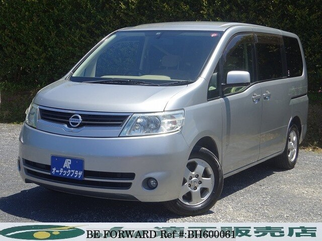 Used 2006 NISSAN SERENA BH600061 for Sale