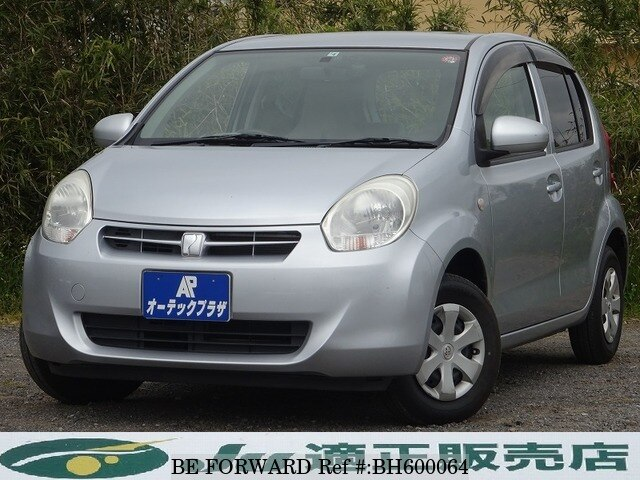 Used 2010 TOYOTA PASSO BH600064 for Sale