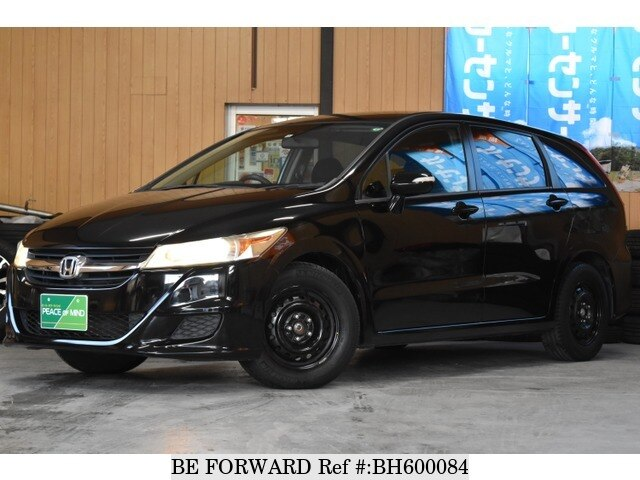 Used 2010 HONDA STREAM BH600084 for Sale