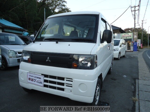Used 2011 MITSUBISHI MINICAB VAN BH600089 for Sale