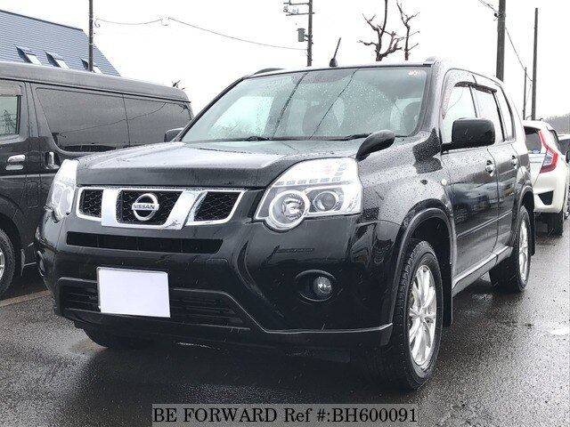 Used 2010 NISSAN X-TRAIL BH600091 for Sale