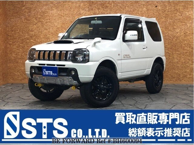 Used 2011 SUZUKI JIMNY BH600094 for Sale