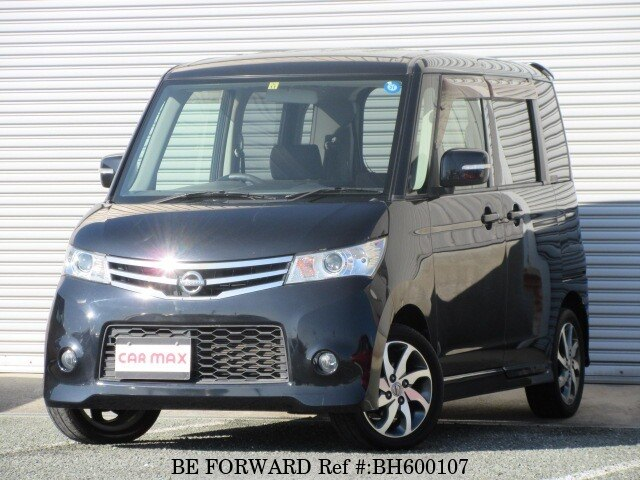 Used 2011 NISSAN ROOX BH600107 for Sale