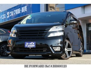 Used 2011 TOYOTA VELLFIRE BH600123 for Sale